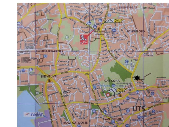 Curacao map 2 ws